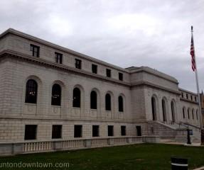 A grand facade