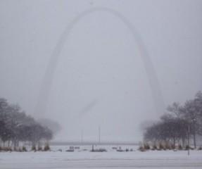 A ghostly Arch