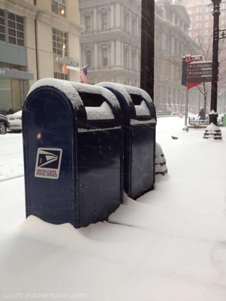 U.S. Mail